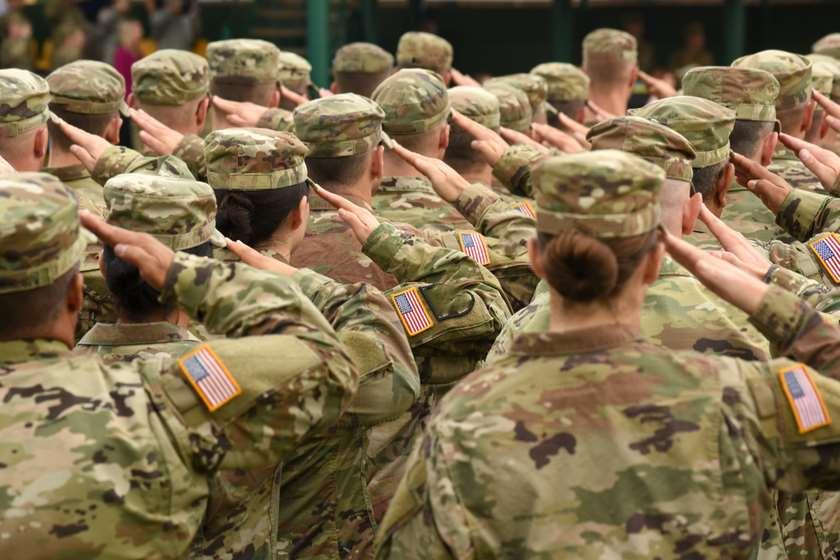 აშშ-ის ჯარი