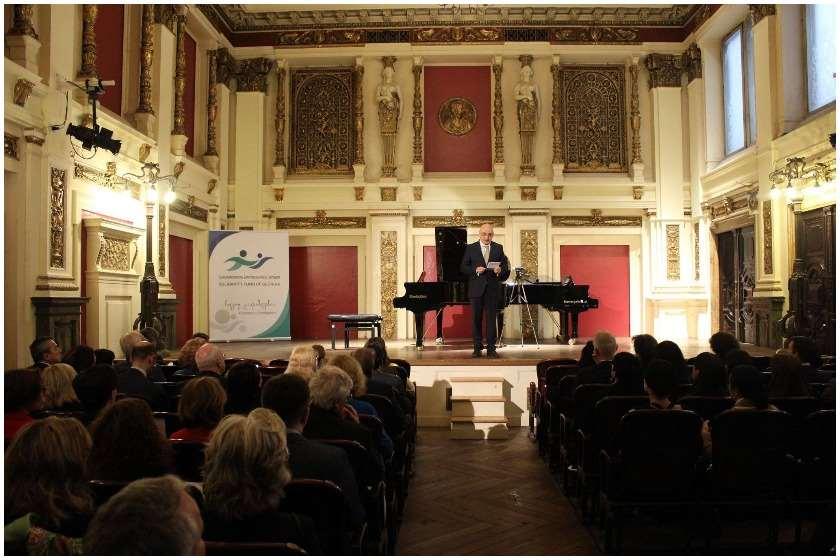 საქველმოქმედო კონცერტი ავსტრიაში