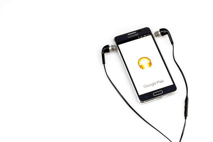 Google Music app
