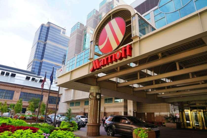სასტუმრო Marriott -ი