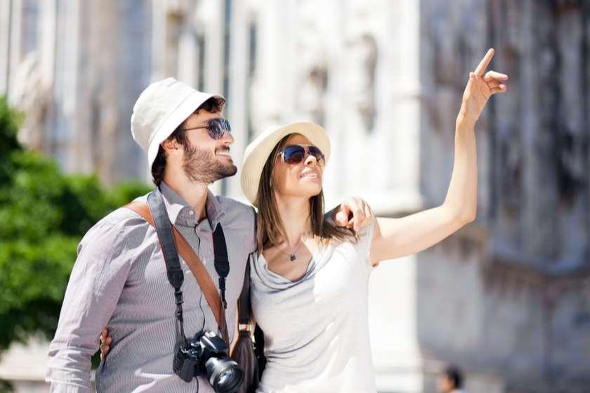 ტურისტები