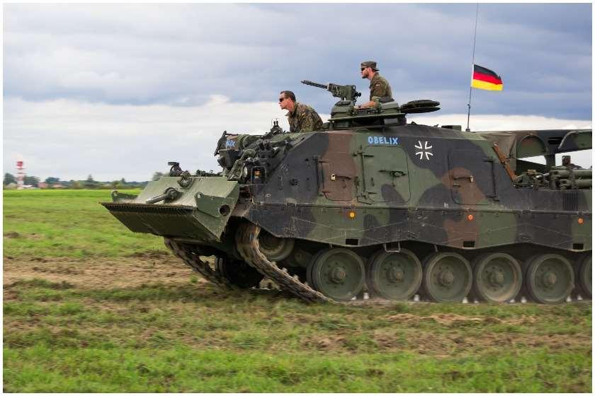გერმანიის შეიარაღებული ძალები