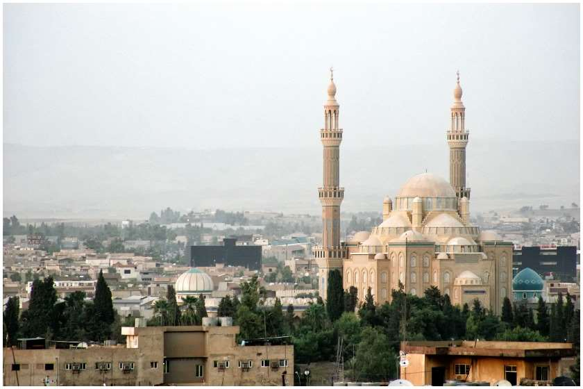 ერაყის ქალაქი ერბილი