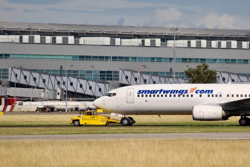 ავიაკომპანია Smartwings-ის თვითმფრინავი