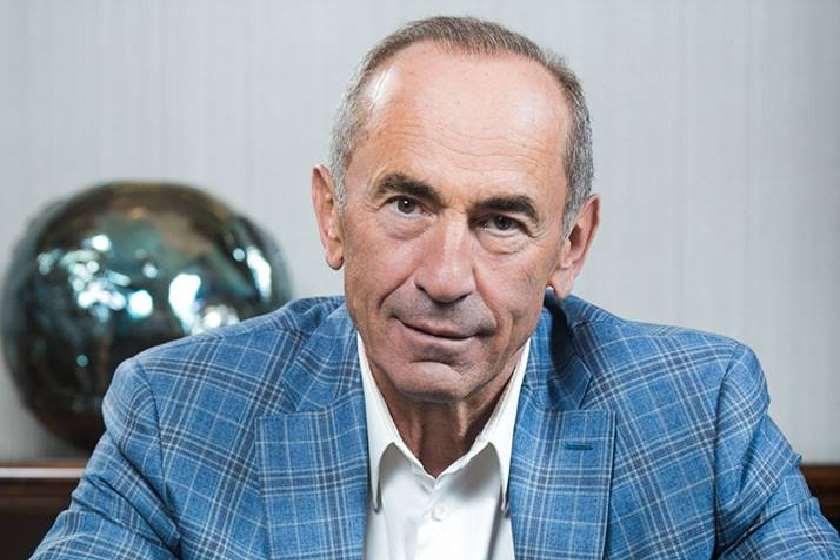 რობერტ ქოჩარიანი