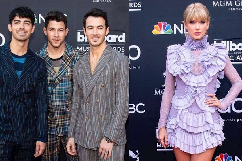 ტეილორ სვიფტი და The Jonas Brothers