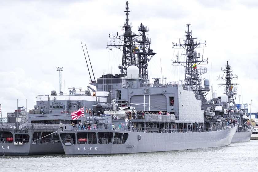 იაპონიის ფლოტი