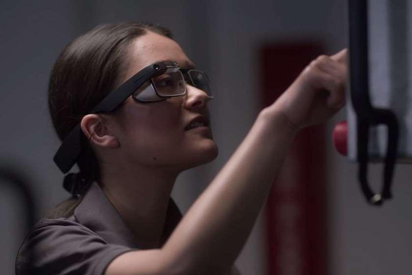 ჭკვიანი სათვალე Google Glass