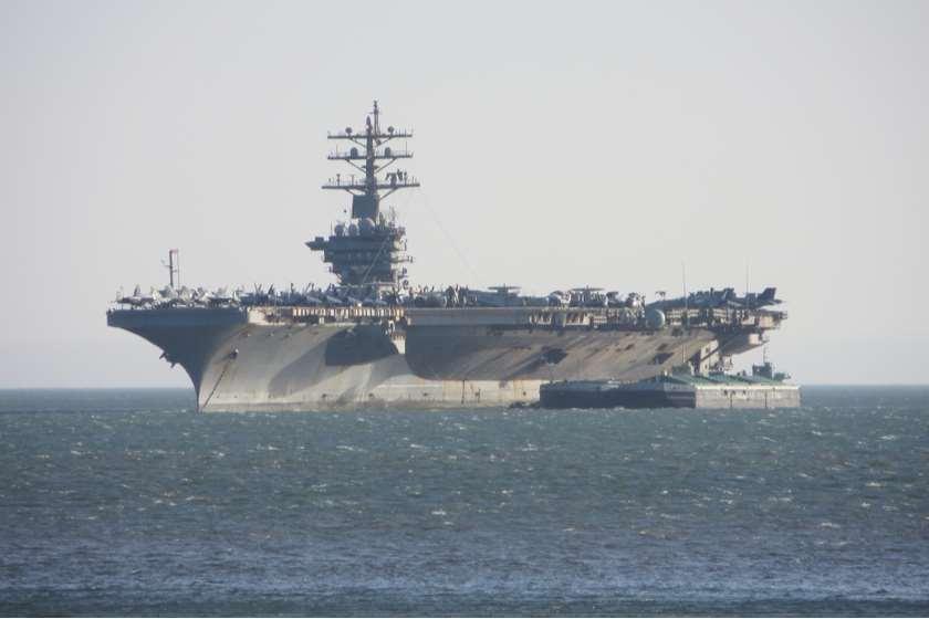 ამერიკული სამხედრო გემი