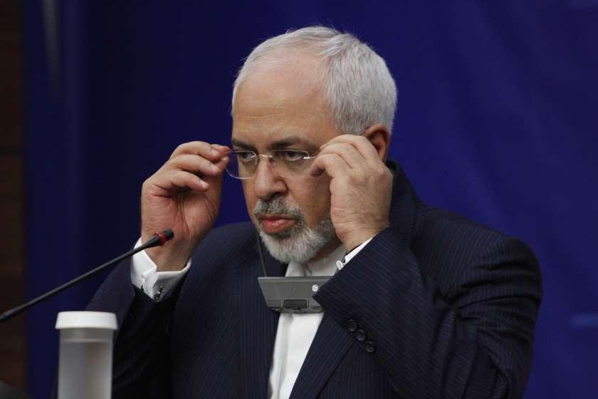 ირანის საგარეო საქმეთა მინისტრი  მოჰაემდ ჯავად ზარიფი