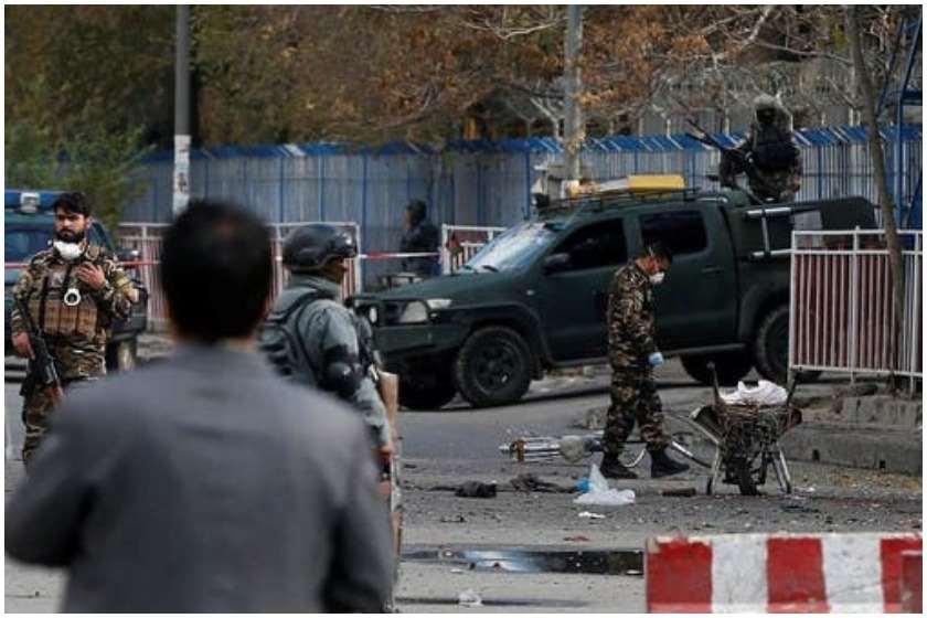 ტერორისტული აქტი ავღანეთში