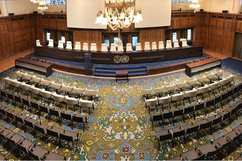 გაეროს საერთაშორისო სასამართლო