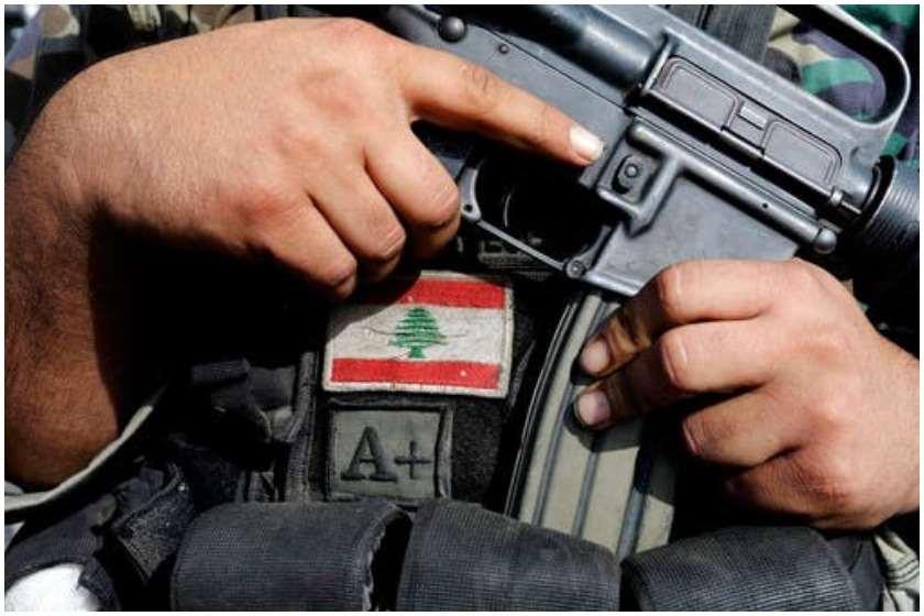 ლიბანელი ჯარისკაცი