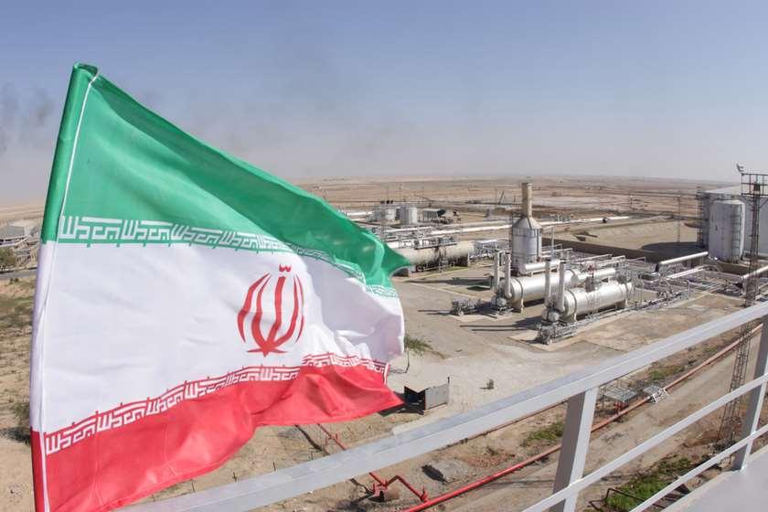 ნავთობგადამამუშავებელი ქარხანა ირანში