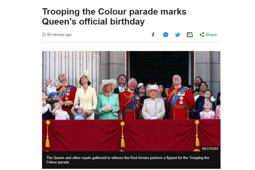 დიდი ბრიტანეთის სამეფო ოჯახი
