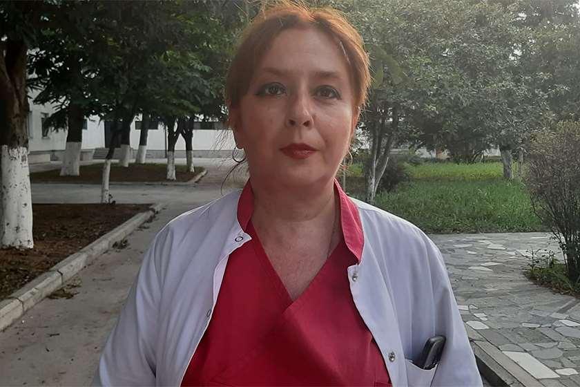 ექიმი ტერეზა ოსაჩუკი