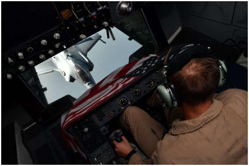 ამერიკული გამანადგურებელი F-35