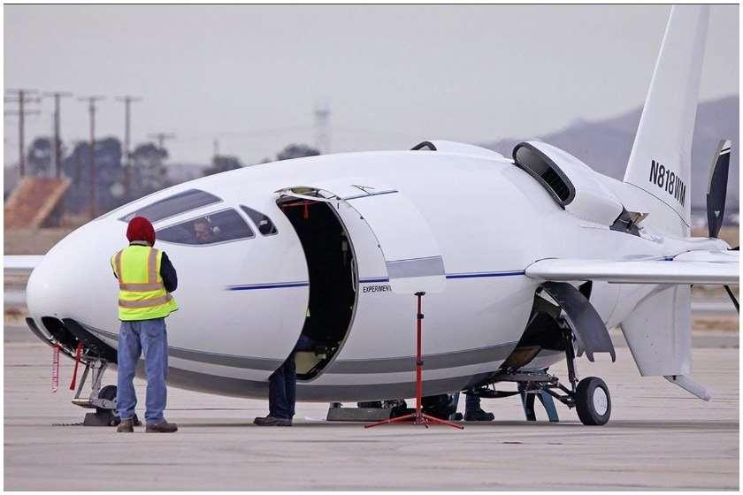 თვითმფრინავი Celera 500