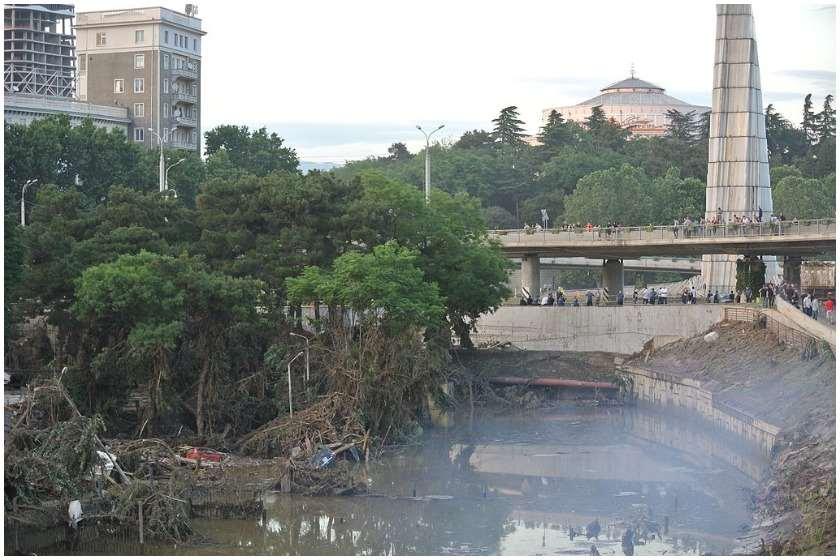 13 ივნისის სტიქია