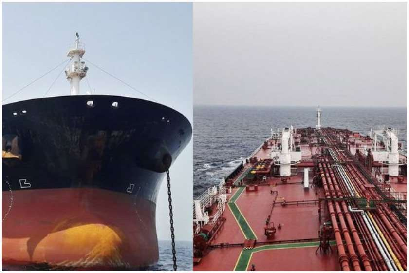 ომანის ყურე ნავთობმზიდი