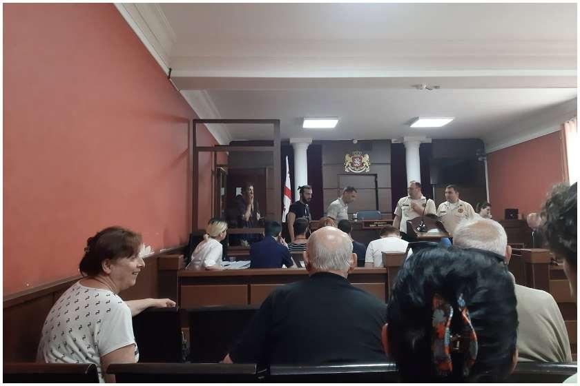 სააპელაციო სასამართლო