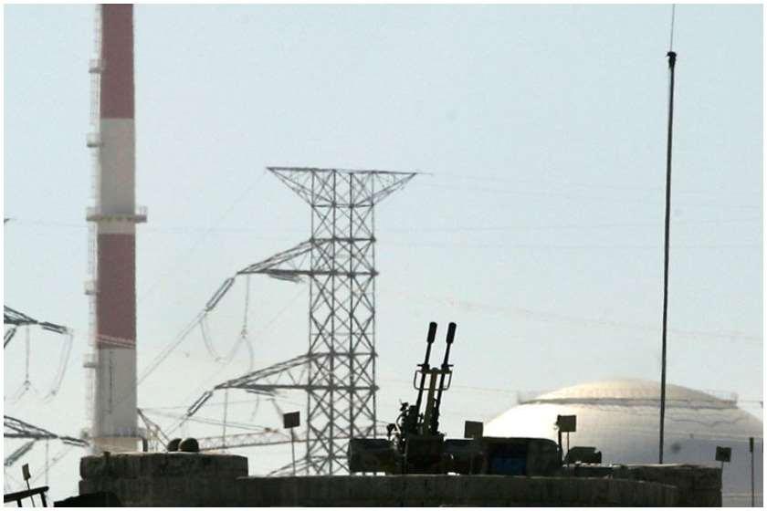 ირანის ბუშეჰრის ატომური ელექტროსადგური