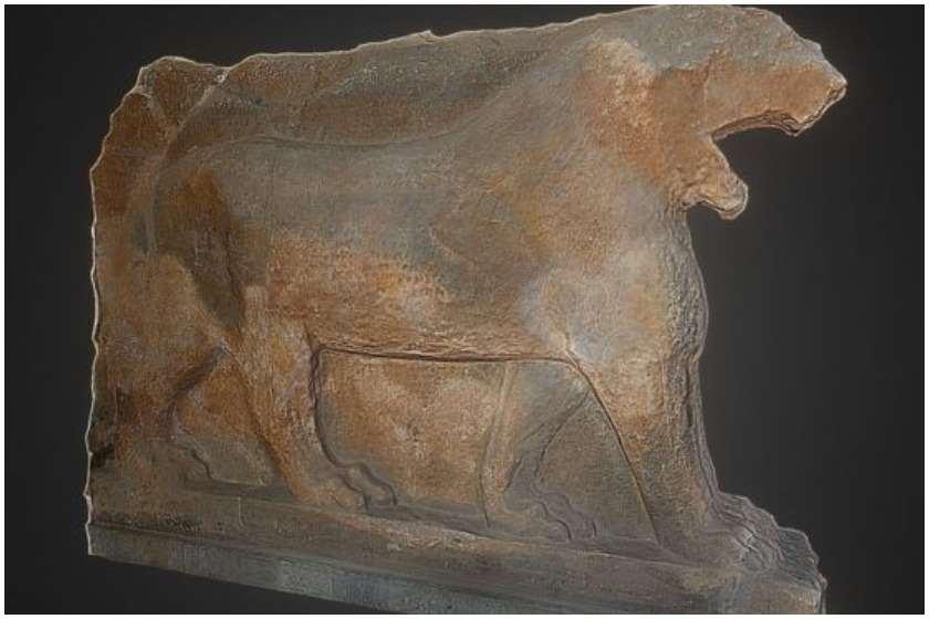 მოსულის ლომის ქანდაკება