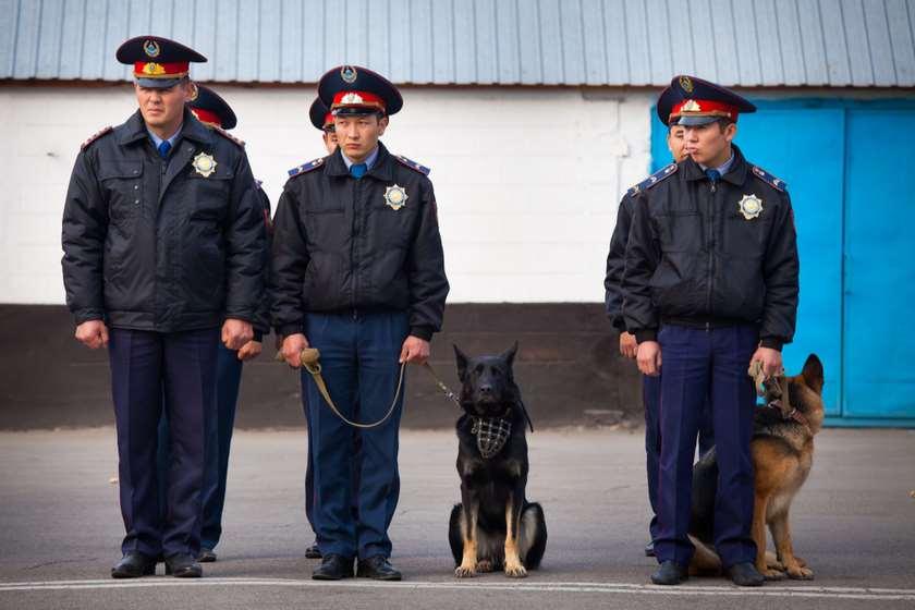 ყაზახეთის პოლიცია