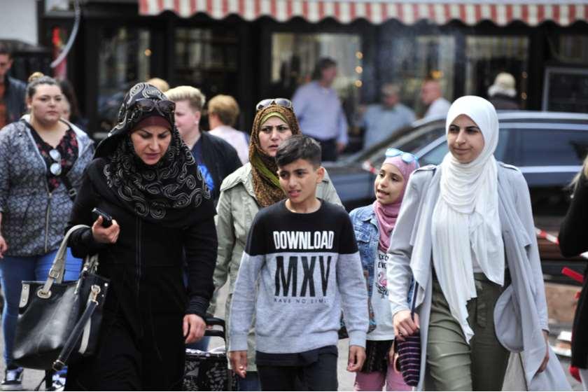 გერმანია მუსლიმები