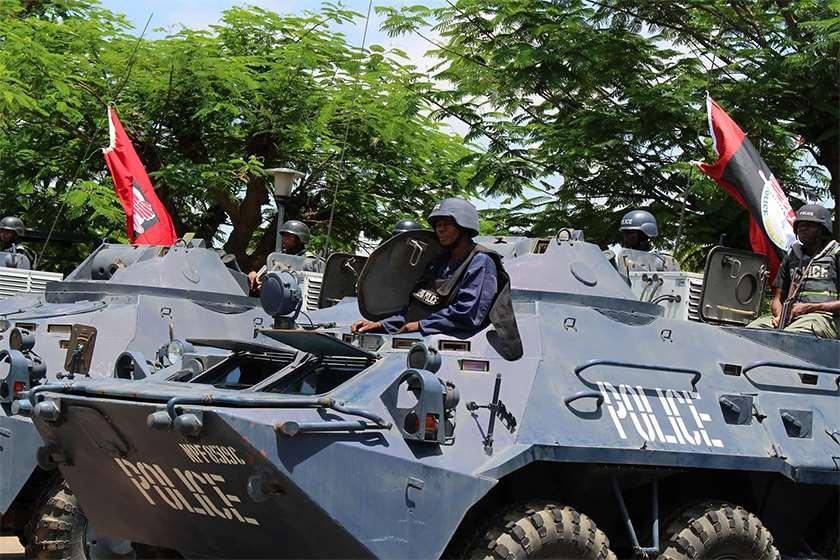 ნიგერიის პოლიცია