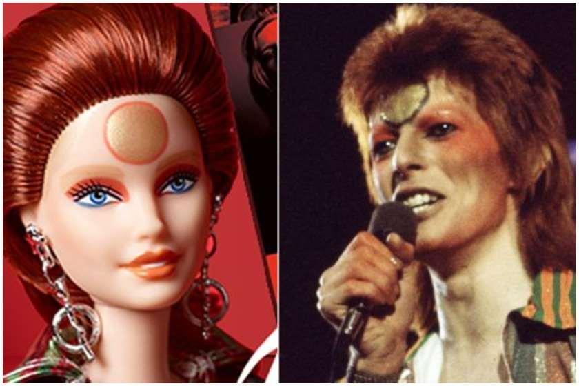 Barbie Bowie-ს თოჯინა
