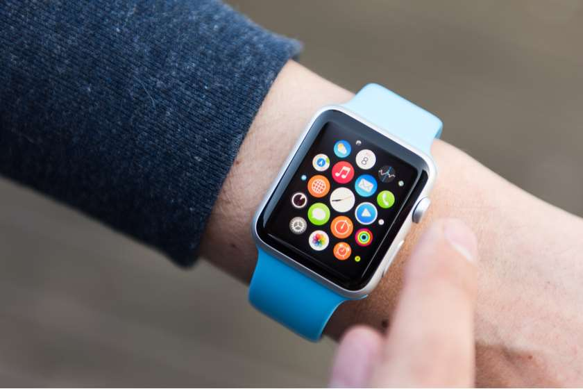 Apple Watch-ის საათი