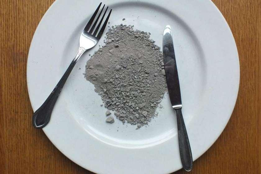მიწის ჭამა