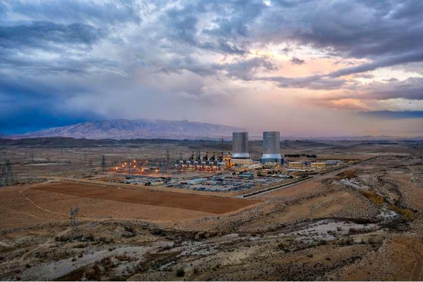 ელექტროსადგური ირანში