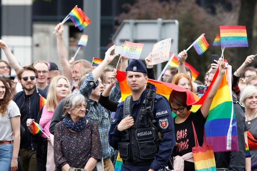 LGBT პრაიდი ვარშავა (არქივი)
