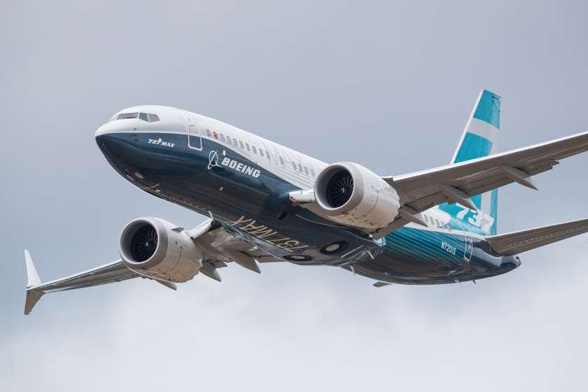 Boeing 737 MAX -ი