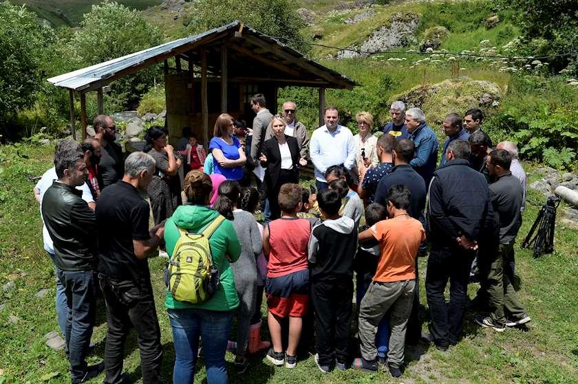 სოფელი როშკა