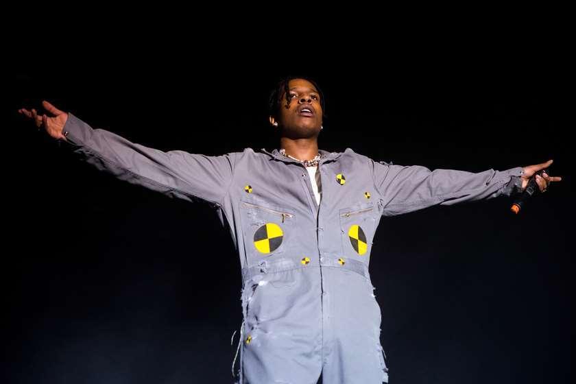 A$AP Rocky რეპერი