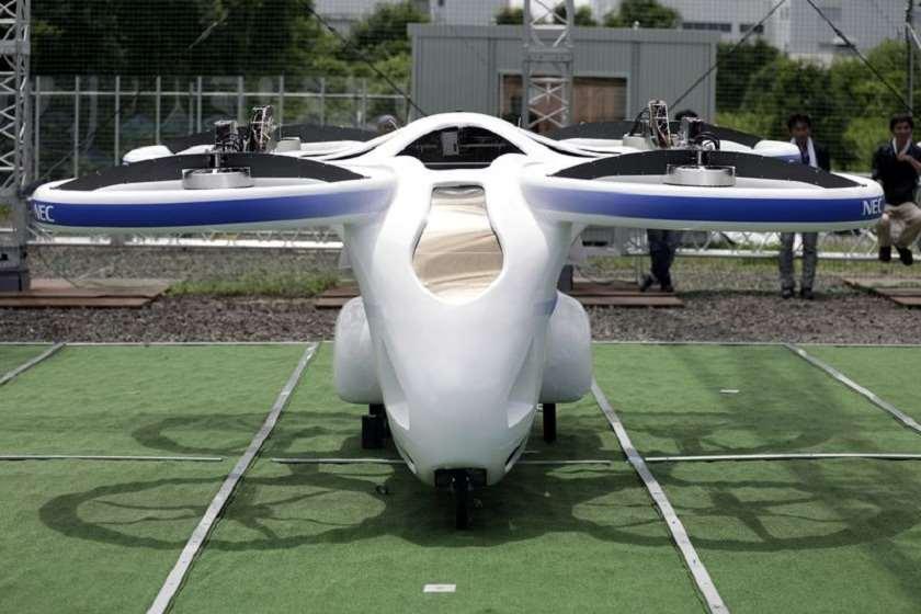 მფრინავი მანქანა