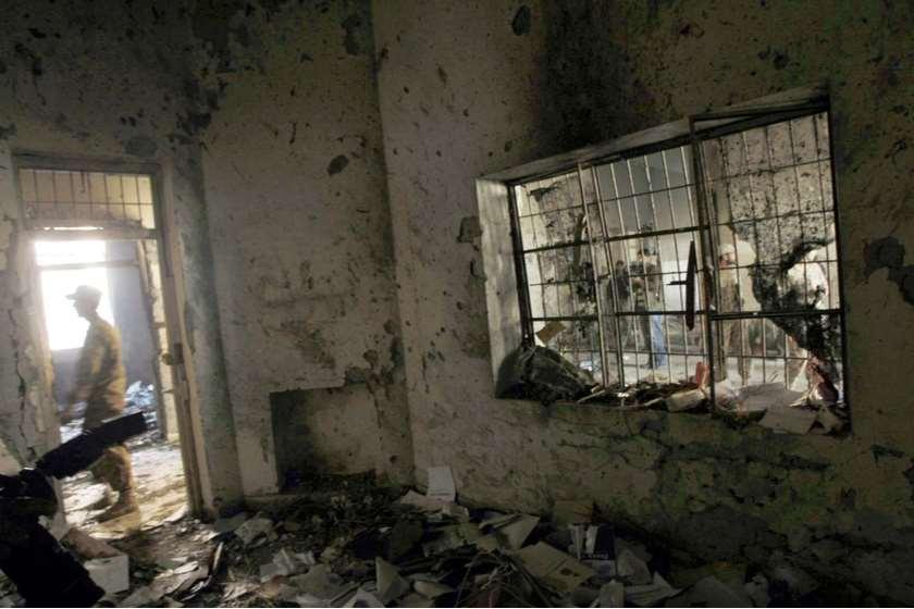 აფეთქება ავღანეთში