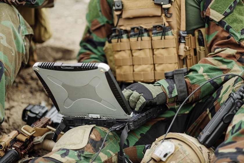 ჯარის ინტერნეტიზაცია