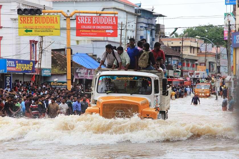 ინდოეთი წყალდიდობა
