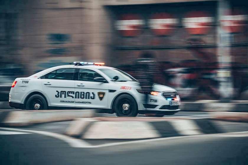 საპატრულო პოლიცია