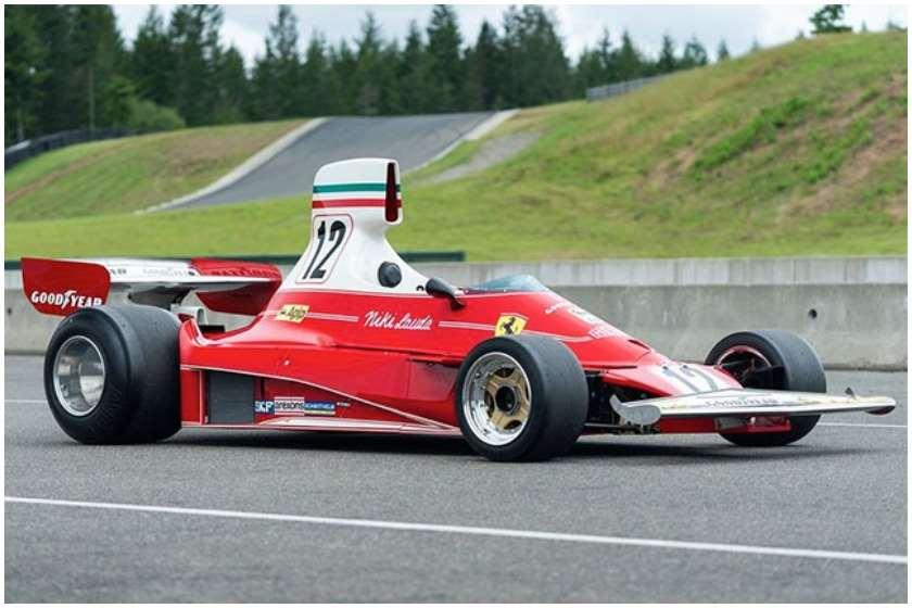 ნიკი ლაუდას Ferrari 312T