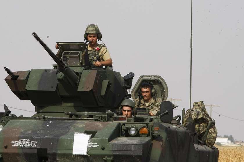 თურქეთის შეიარაღებული ძალები