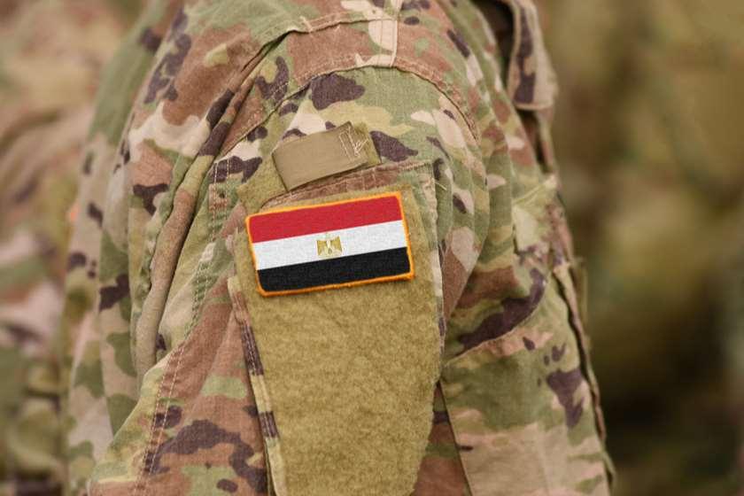 ეგვიპტე სამხედრო