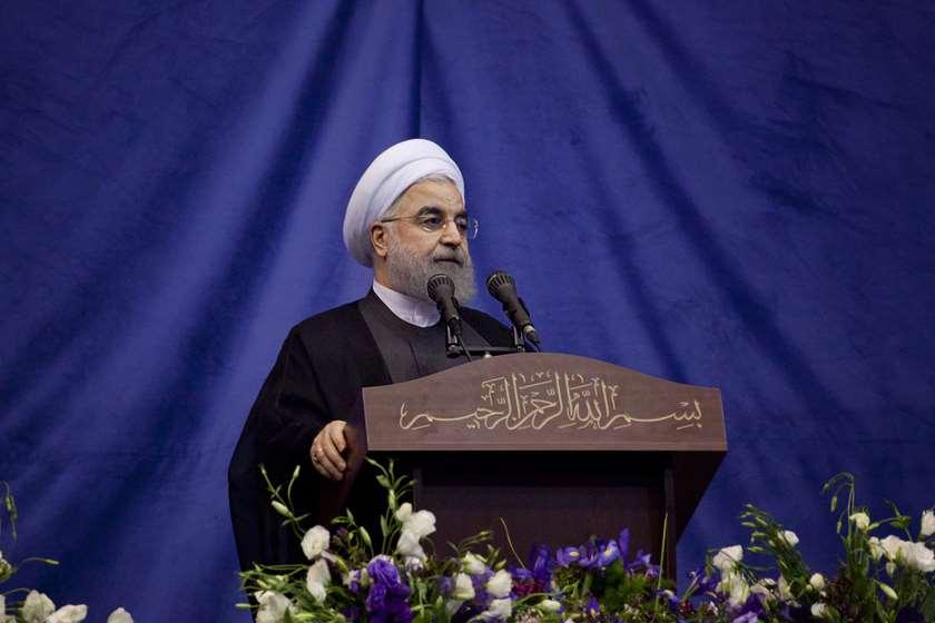 ჰასან როუჰანი ირანის პრეზიდენტი