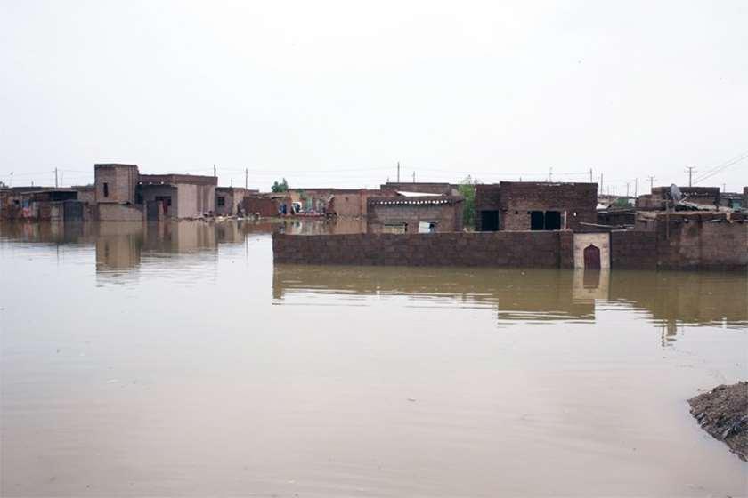 წყალდიდობა სუდანში