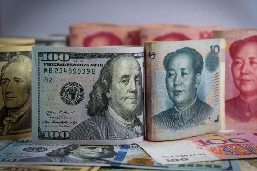აშშ ჩინეთი სავაჭრო ომი