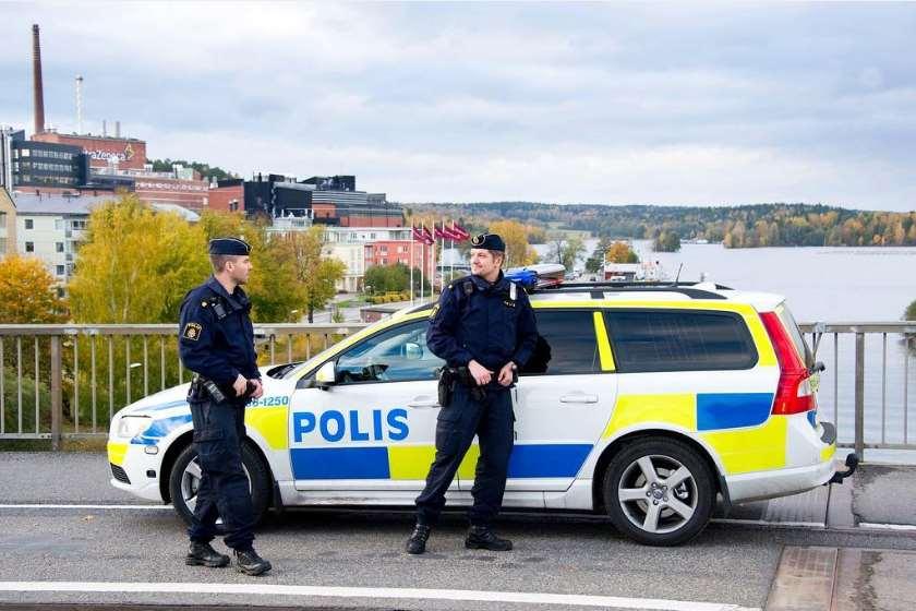 შვედეთის პოლიცია
